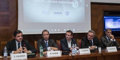 Fiat, Iveco e Snam promuovono il metano per autotrazione