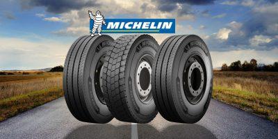 Michelin X MULTI Z & D: i nuovi pneumatici 3PMSF per mezzi pesanti