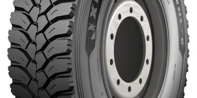 Nuovi Michelin X Works, i nuovi pneumatici per i cantieri