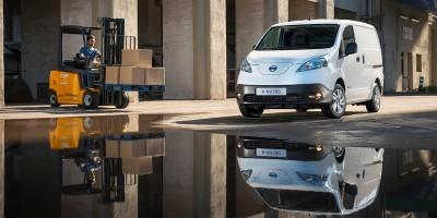 Nissan e-NV200 è il miglior Veicolo Commerciale Tedesco 2016