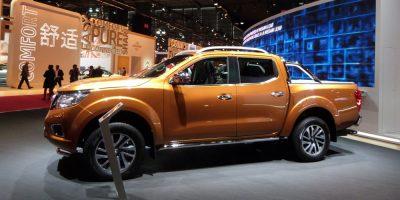 Nissan Navara, il pick-up giapponese al Salone di Parigi 2016