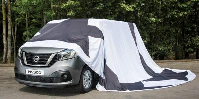 Nissan svela la prima immagine del nuovo NV300