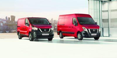 Nissan, rinnovati i van NV300 e NV400