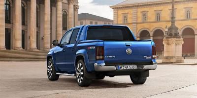 Volkswagen Amarok: ecco il nuovo 3.0 TDI di ultima generazione