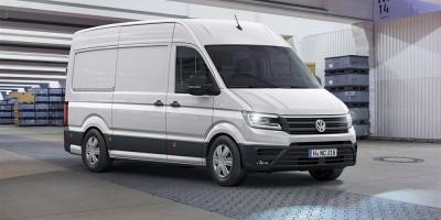 Nuovo Volkswagen Crafter 2016, immagini e caratteristiche