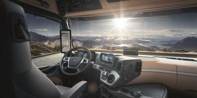 Mercedesz-Benz a Transpotec Logitec 2019