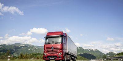 Merceds-Benz Truck pronte per la riapertura del 4 maggio
