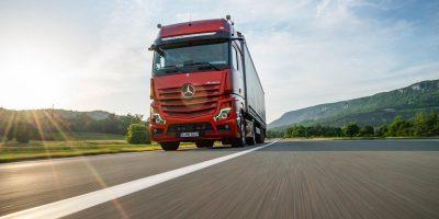 Mercedes-Benz Trucks Italia, il 2019 è di nuovo da record