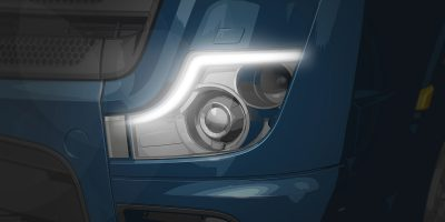 Mercedes Actros, design e tecnologie della nuova motrice della Stella