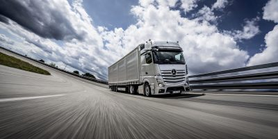 Mercedes-Benz, Actros è 'International Truck of the Year'