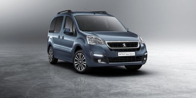 Nuovo Peugeot Partner Tepee Electric al salone di Ginevra 2017