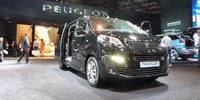 Peugeot Traveller al Salone di Parigi 2016
