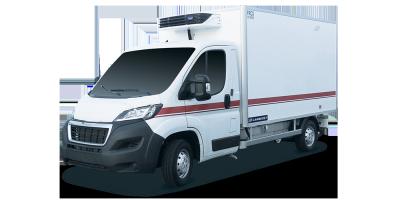 I veicoli commerciali Peugeot con Lamberet