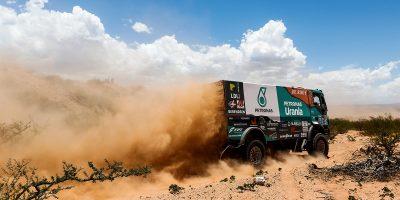 Dakar 2017: annullata la nona tappa a causa di una valanga
