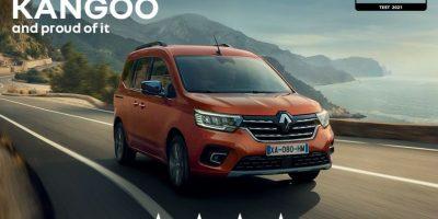4 stelle Euro NCAP per il nuovo Renault Kangoo