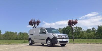 Prova su strada Renault Kangoo Express Maxi 1.5 dCi 110