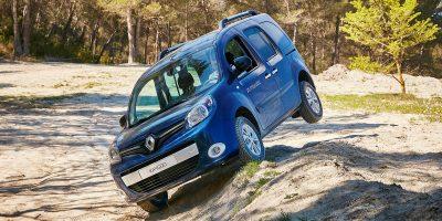 Renault Veicoli Commerciali: la prova delle versioni X-Track