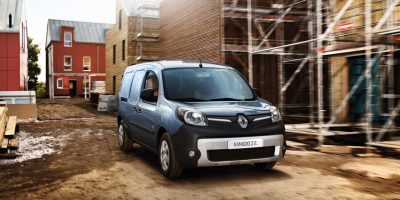 Nuovo Renault Kangoo Z.E. 2017: nuovo motore e autonomia superiore