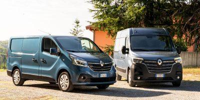 Renault a 'Solutrans 2019'
