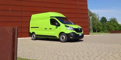 Prova Renault Trafic L2H2 T29 1.6 dCi 140CV Twin Turbo