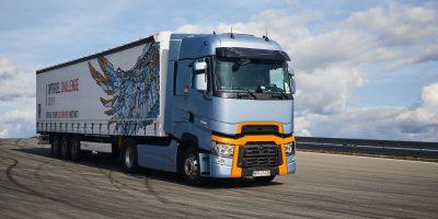 Renault Trucks, la finale dell'Optifuel Challenge 2019