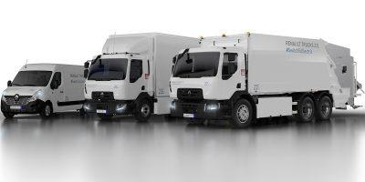 Renault Trucks, tutti i numeri della crescita 2018