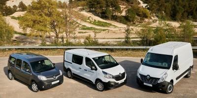 Renault Pro+: Master 4×4 e tecnologia X-Track