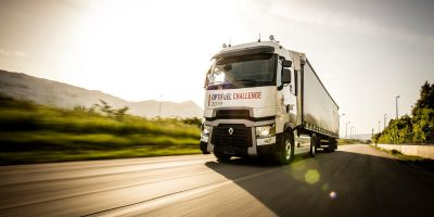 'Optifuel Challenge', Renault Trucks incorona il miglior eco-driver italiano