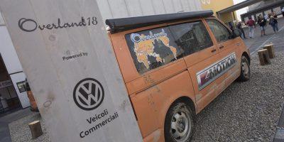 I Veicoli Commerciali Volkswagen al Salone del Camper 2017