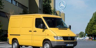 Mercedes-Benz: la storia dei veicoli commerciali