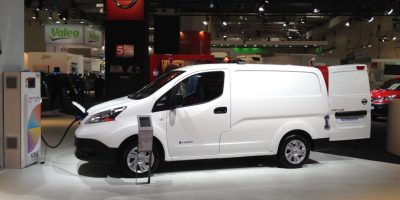 Hannover 2016: Nissan annuncia la garanzia di 5 anni per l'e-NV200