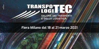 Riparte Transpotec Logitec: appuntamento a marzo 2021