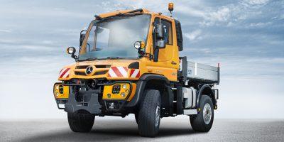 Daimler Trucks: Mercedes-Benz e Fuso a Ecomondo 2019