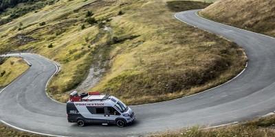 Fiat Ducato, la base ideale per i produttori di motorhome