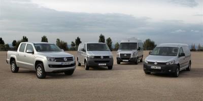 Vendite Volkswagen Veicoli Commerciali: +7% nel 1° semestre