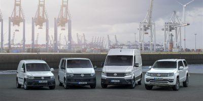 Volkswagen Veicoli Commerciali: le vendite del 2016