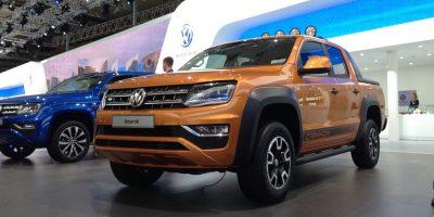 Volkswagen allo IAA di Hannover 2016: nuovi Crafter e Amarok