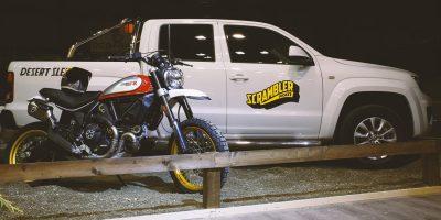 Il Volkswagen Amarok al Motor Bike Expo 2017