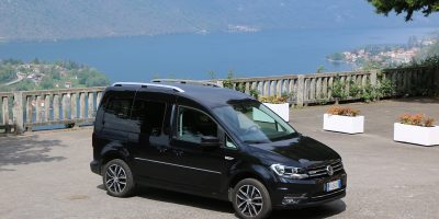 Volkswagen Caddy 1.4 TGI, la prova del minivan a metano