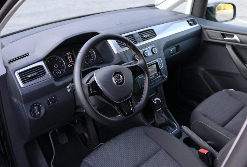 Volkswagen Gli 2017 >> Volkswagen Caddy 1.4 TGI, la prova del minivan a metano