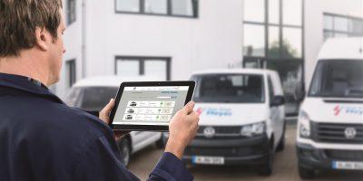 Volkswagen ConnectedVan, il nuovo servizio online per i professionisti